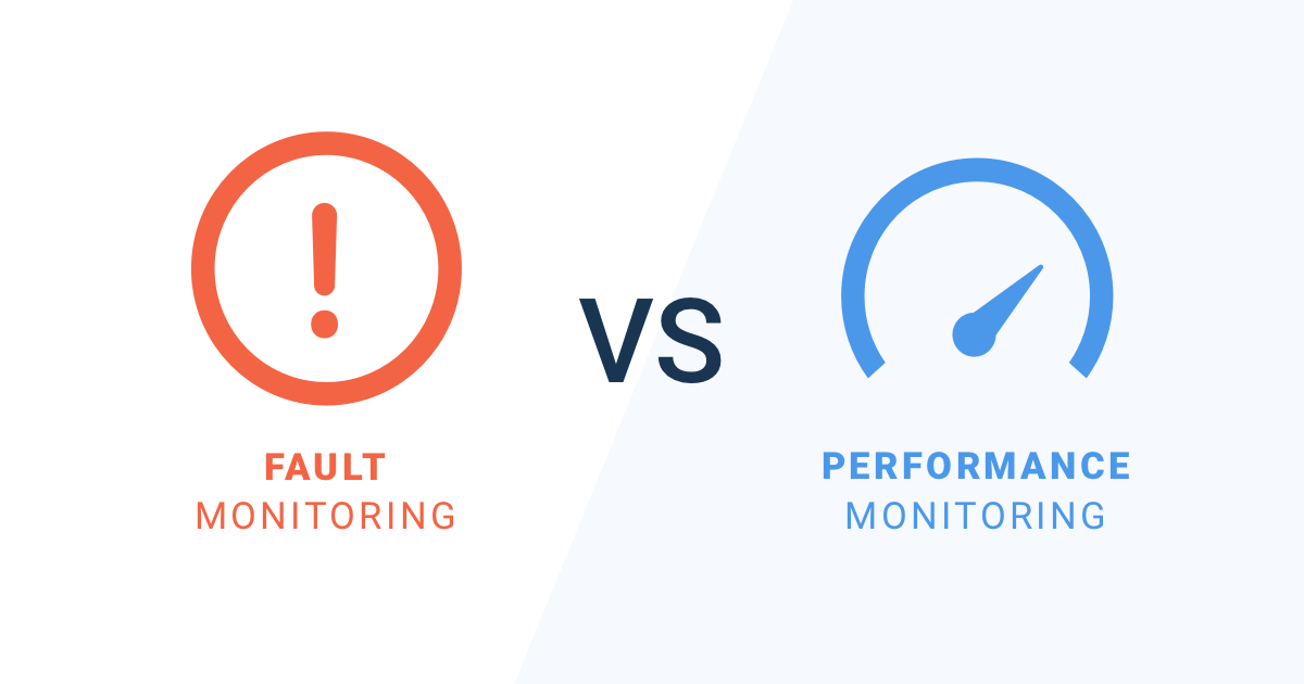 Network Fault Monitoring vs Network Performance Monitoring - Network Performance Questions