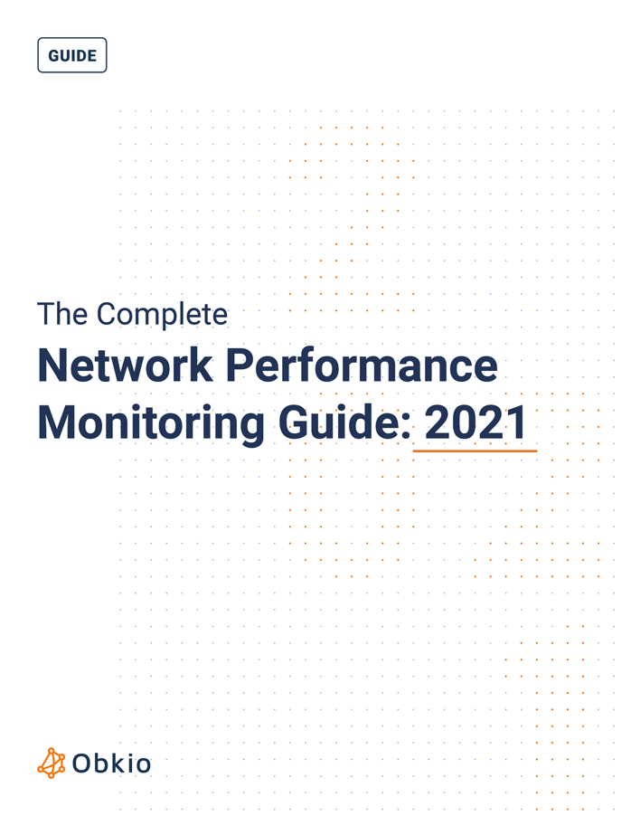 The complete Network Performance Monitoring Guide Document Preview