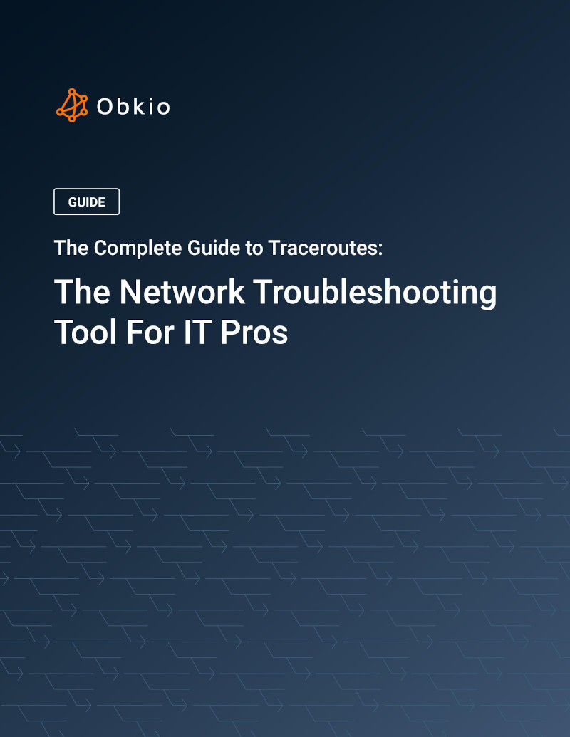 Network Troubleshooting Tool For IT Pros Document Preview