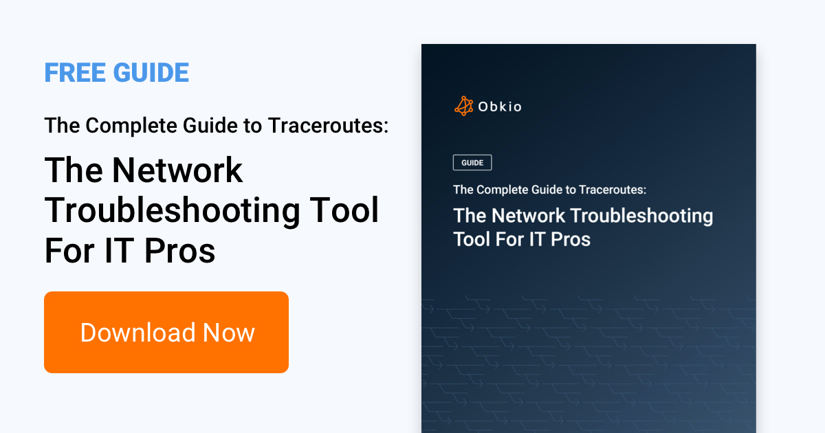 The Complete Guide to Traceroutes