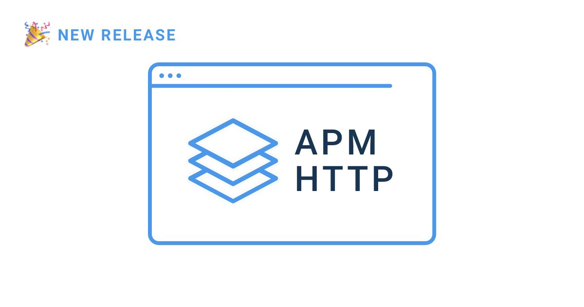 Application Performance Monitor (APM) for HTTP URLs