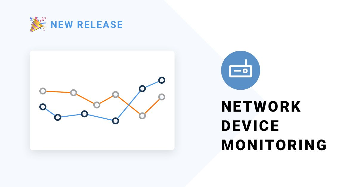 Network Device Monitoring Software Release