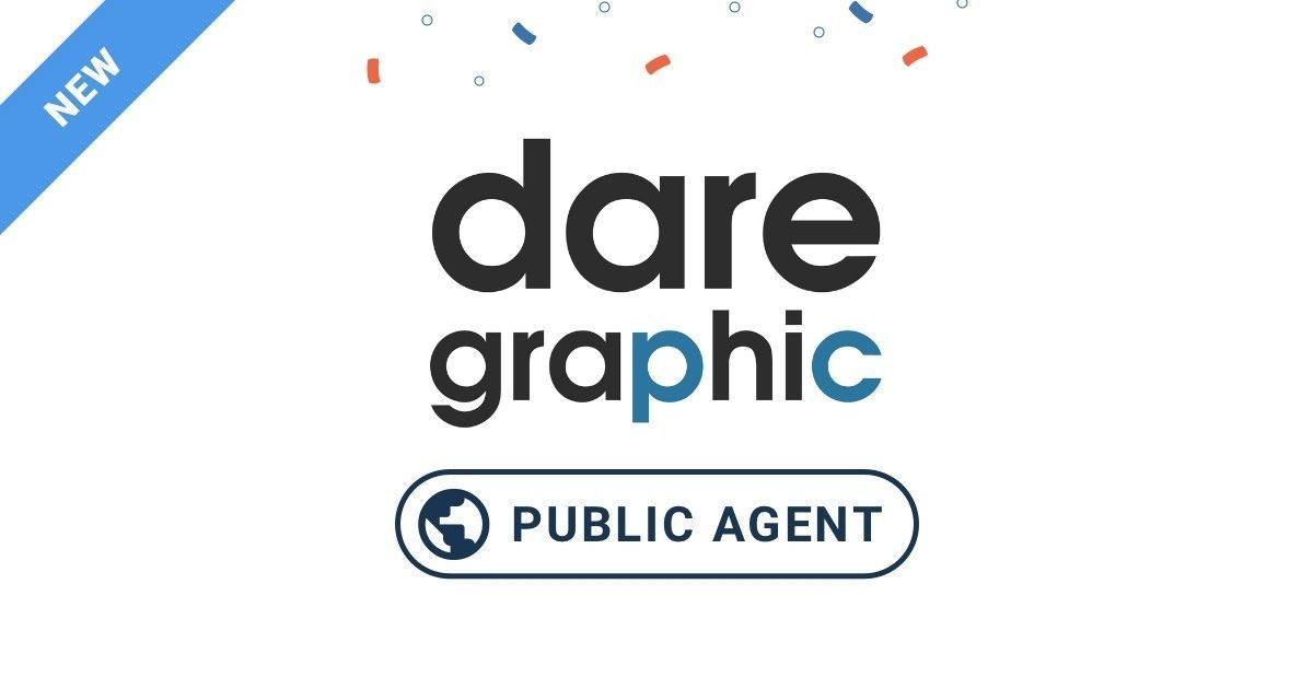 New Public Monitoring Agent at daregraphic