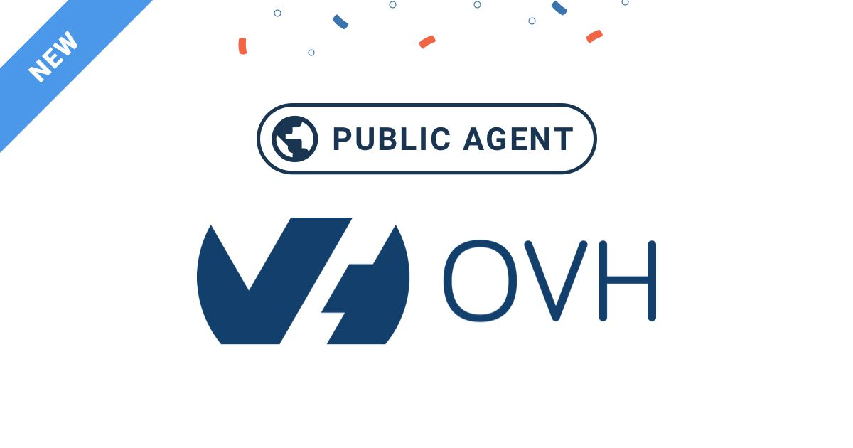 New Public Agent at OVH