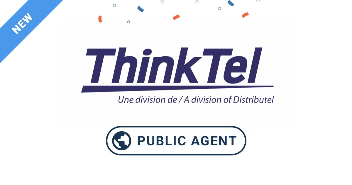 New Public Monitoring Agent at Thinktel