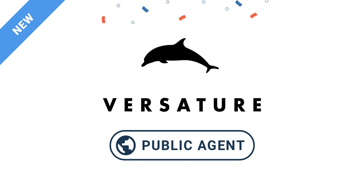 New Public Agent at Versature